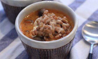 """納豆で""""見た目年齢""""が若返る!?毎日、おいしく食べられる「納豆タンタンスープ」【市橋有里の美レ…"""