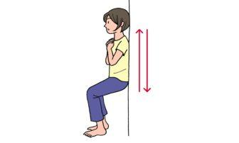 初心者向けの簡単スクワット!自律神経を整えダイエット効果UP「ラクやせスクワット」のやり方