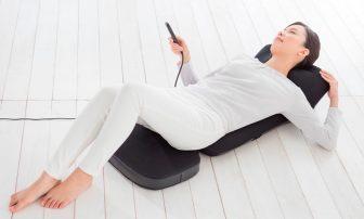 【Twitterお年玉プレゼント】寝ながら使えるマッサージャー『Massage Seat』(1万9800円)を1名様に