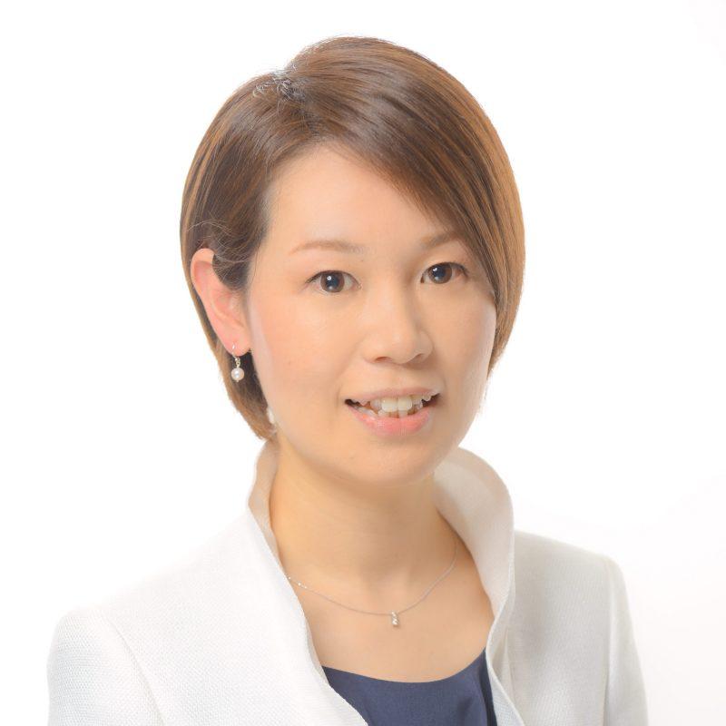 管理栄養士の岡田明子さんの顔