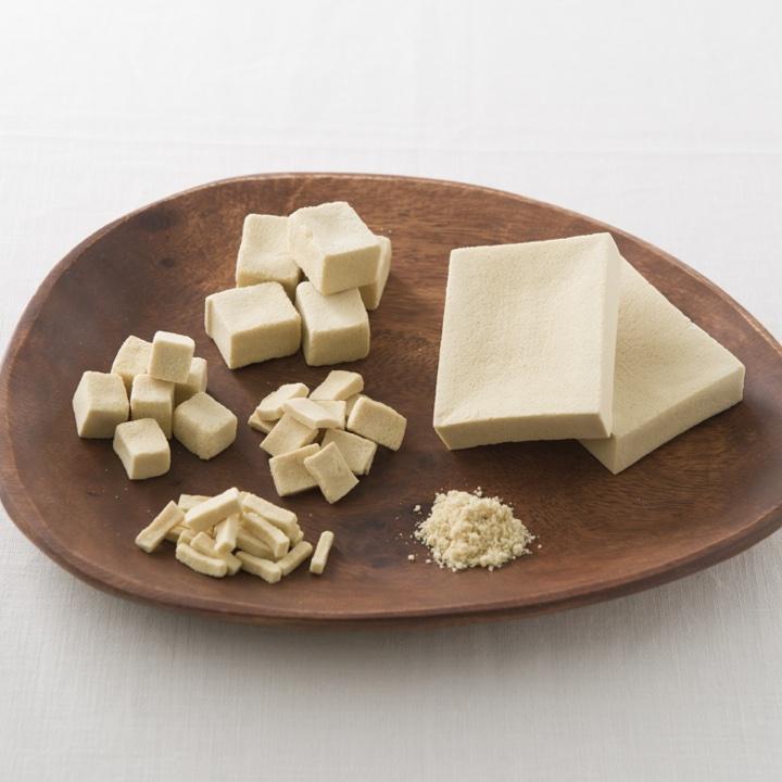 高野豆腐の種類