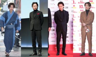 佐藤健、大好きなブラックで見せた上級者ファッション5選ま…