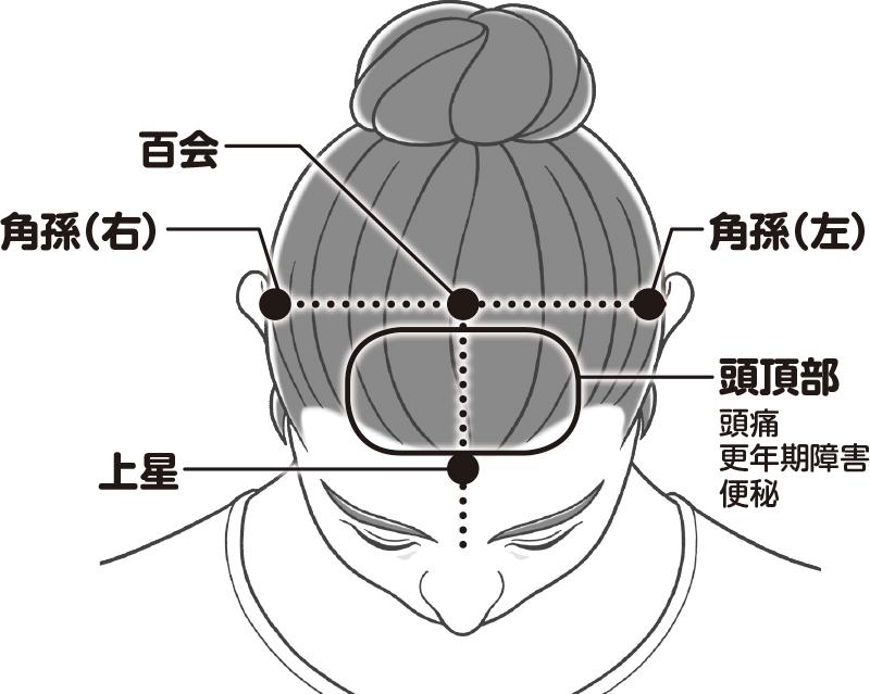 の 痛み 頂部 頭 頭頂部の痛みについて