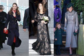 反メーガンで人気急上昇のキャサリン妃、おしゃれで品格あるファッション集