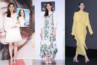 新木優子はガーリーから1.5億円ドレスまで!最先端ファッション5選