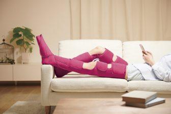 """パナソニック『レッグリフレ』はコードレスで楽々!疲れた脚に""""究極の癒やし""""【美容賢者のダイエ…"""