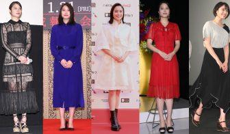 広瀬アリス、色っぽさが加速するファッション総まとめ7選