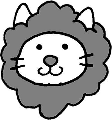 獅子イラスト