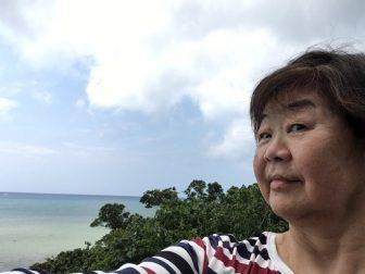 62歳オバ記者、石垣島へ弾丸旅 男子に撮ってもらった写真に仰天!