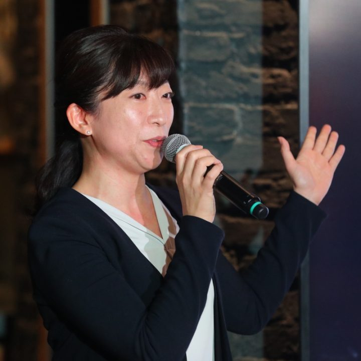管理栄養士の篠原絵里佳さん