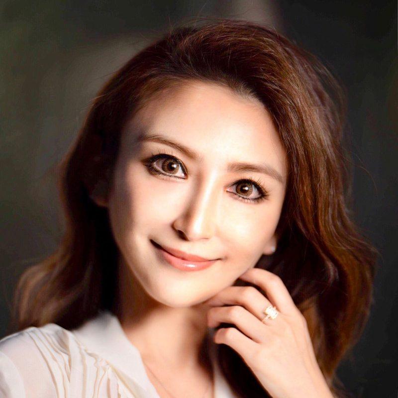 美容家の鈴木絢子さん