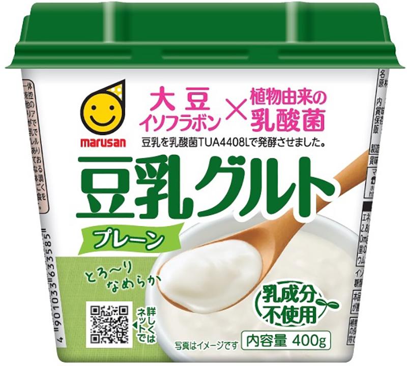 「豆乳グルト」