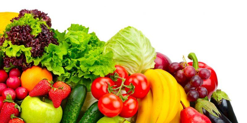 食物繊維の多い果物や野菜