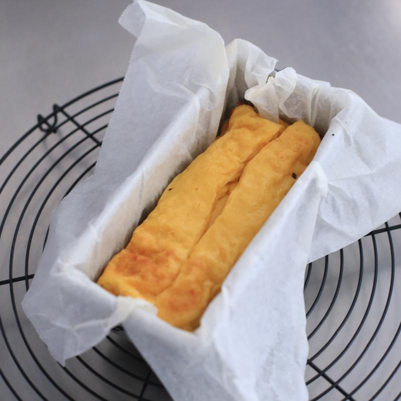 市橋有里がレシピ考案した「水切りヨーグルトケーキ」