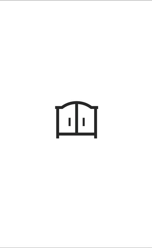 アプリJUSCLO(ジャスクロ)のトップ画面