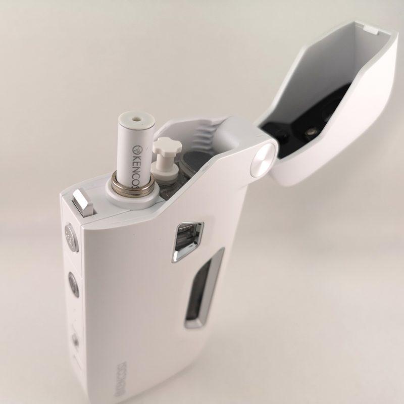 アクアバンク『ポータブル水素ガス吸引具 KENCOS4』
