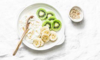 免疫力UPのカギは毎朝のキウイ!最強の善玉菌「酪酸菌」を増やす食生活