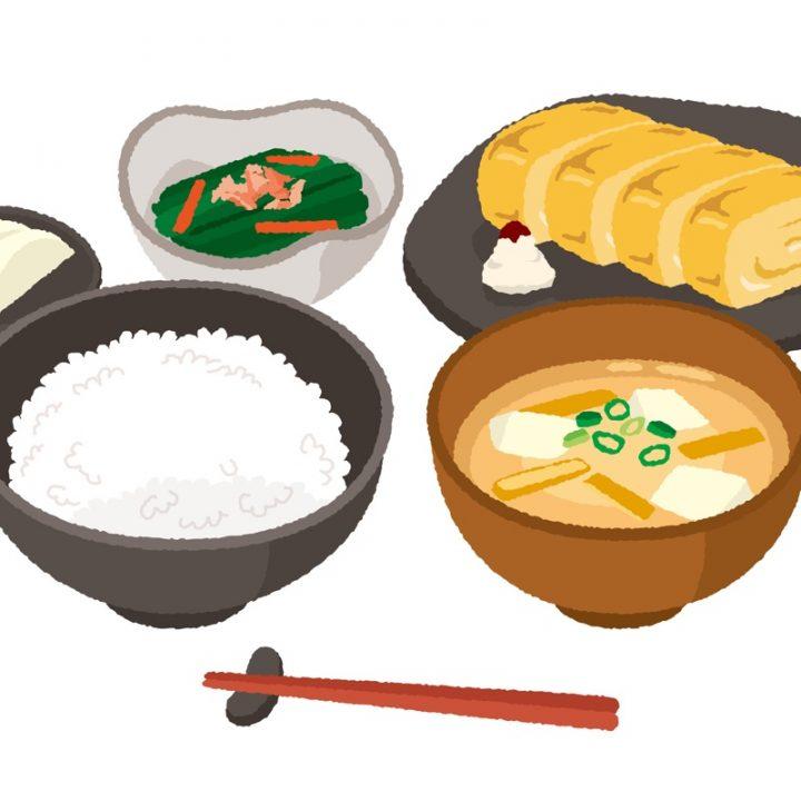 和食のイメージイラスト