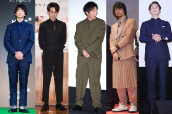 田中圭、伊藤健太郎、杉野遥亮ら春ドラマのイケメン8人の最新スーツコレクション