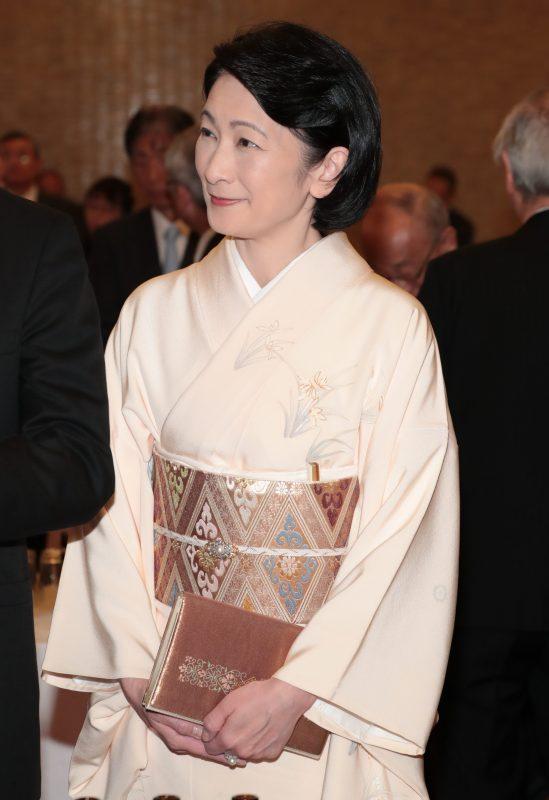 「第16回日本学術振興会賞並びに日本学士院学術奨励賞」の授賞式(2月18日)の記念茶会での紀子さま