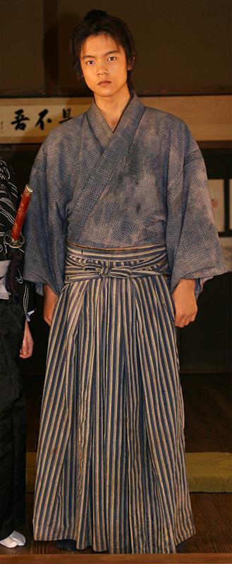 時代劇主演で凜々しい和装姿。若かりし頃の窪田正孝