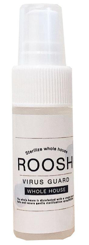 クレバ 「ROOSH ウイルスガード 除菌抗菌スプレー」 30ml
