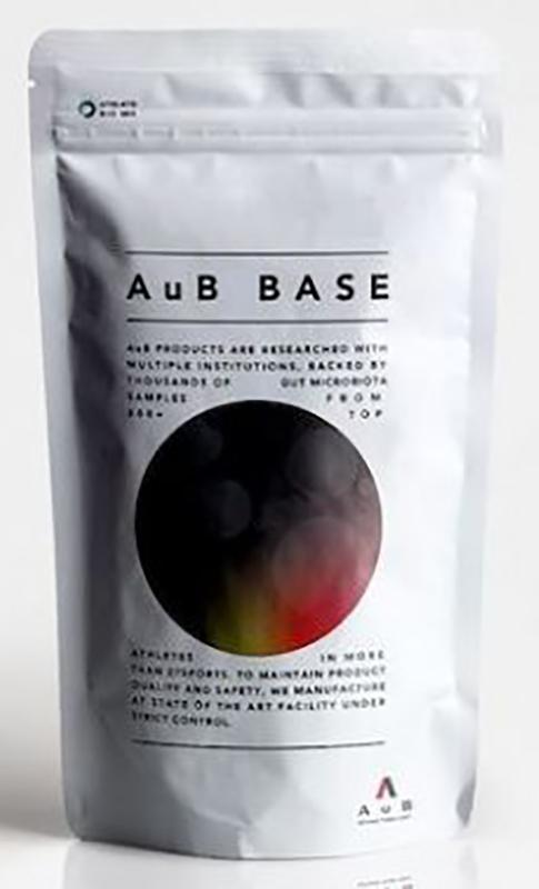 『AuB BASE(オーブ ベース)の商品パッケージ