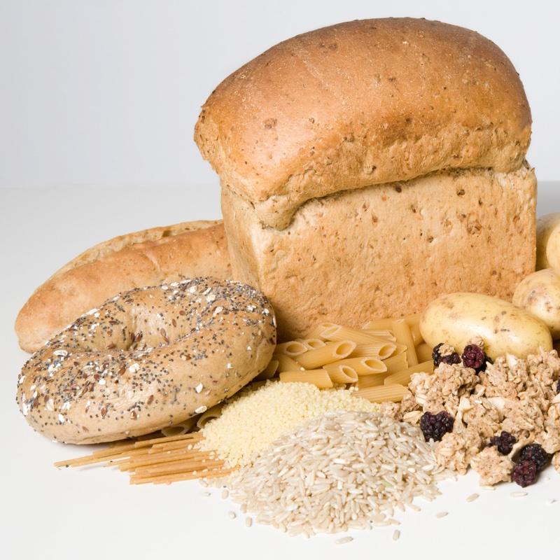 いろんな種類のパン