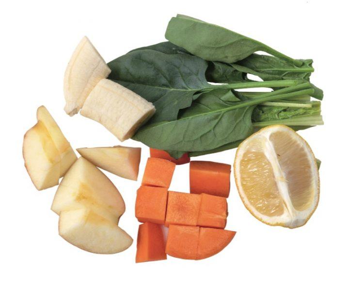 やせる特製野菜ジュースの材料