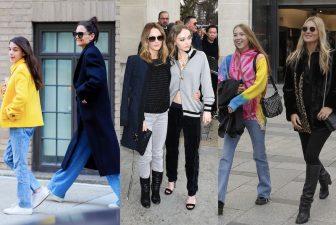 海外セレブの母娘ファッション|シャネルコーデやラフな買い物ルックなど6連発