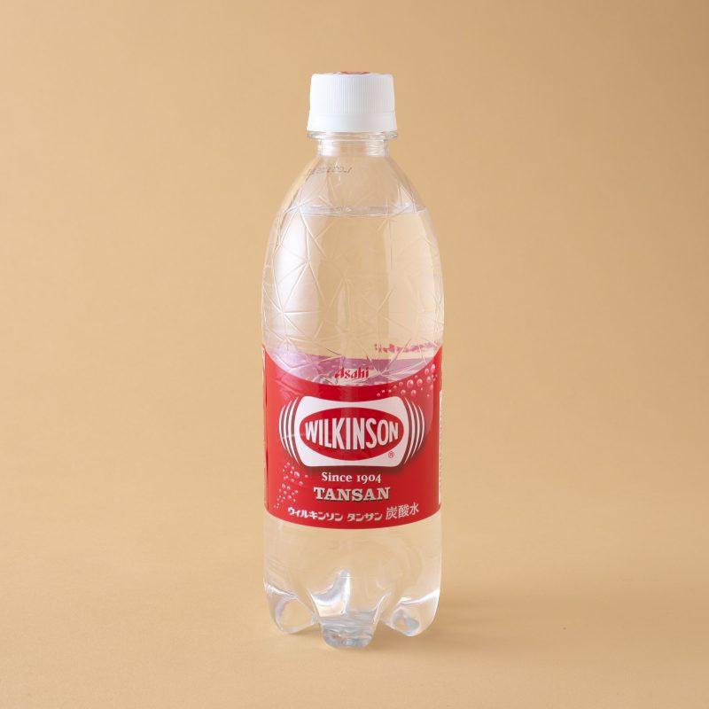 アサヒ飲料のウィルキンソン タンサンPET500ml
