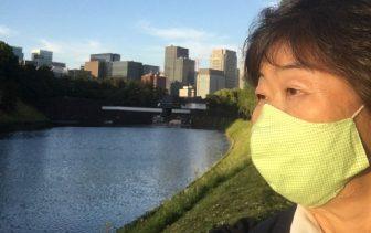 63歳オバ記者、自粛の東京を歩く!皇居、東京駅で見た意外な光景とは?
