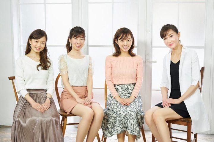 美容皮膚科医の角谷貴子先生とモニター