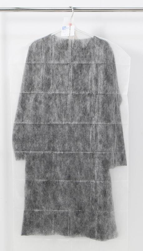 コート用不織布カバー