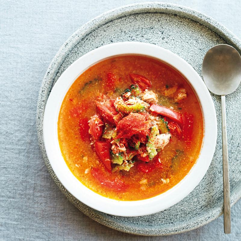 ベジたんスープ