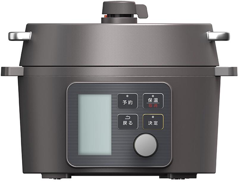 電気圧力鍋/アイリスオーヤマ