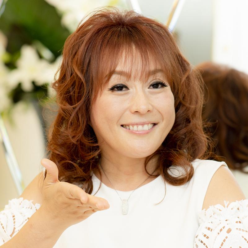 上田実絵子さんの顔写真
