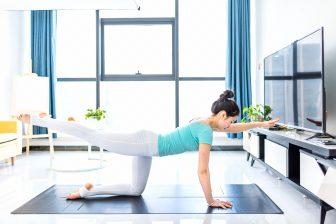 やせる習慣はどっち|食事の前と後、運動するなら?腹筋とスクワットでお腹がやせるのは?