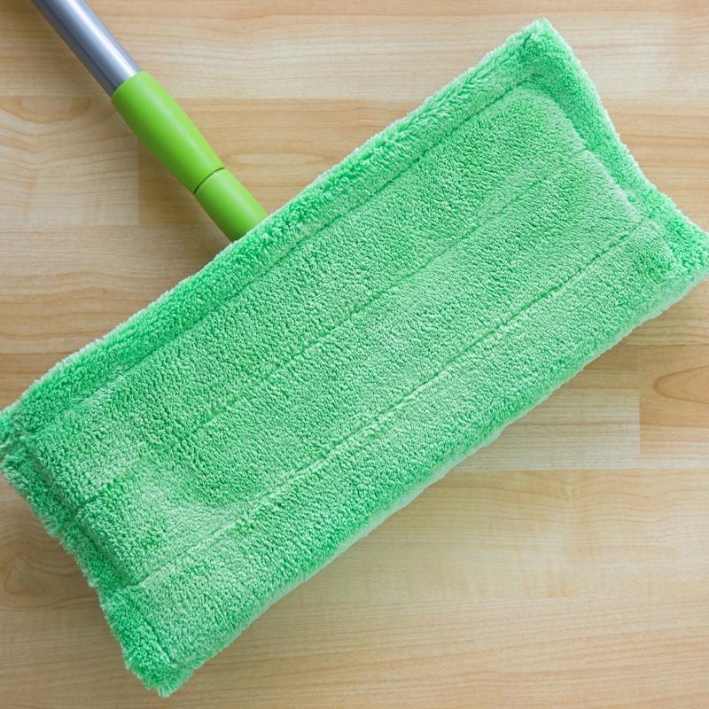 床掃除用ワイパーの布面