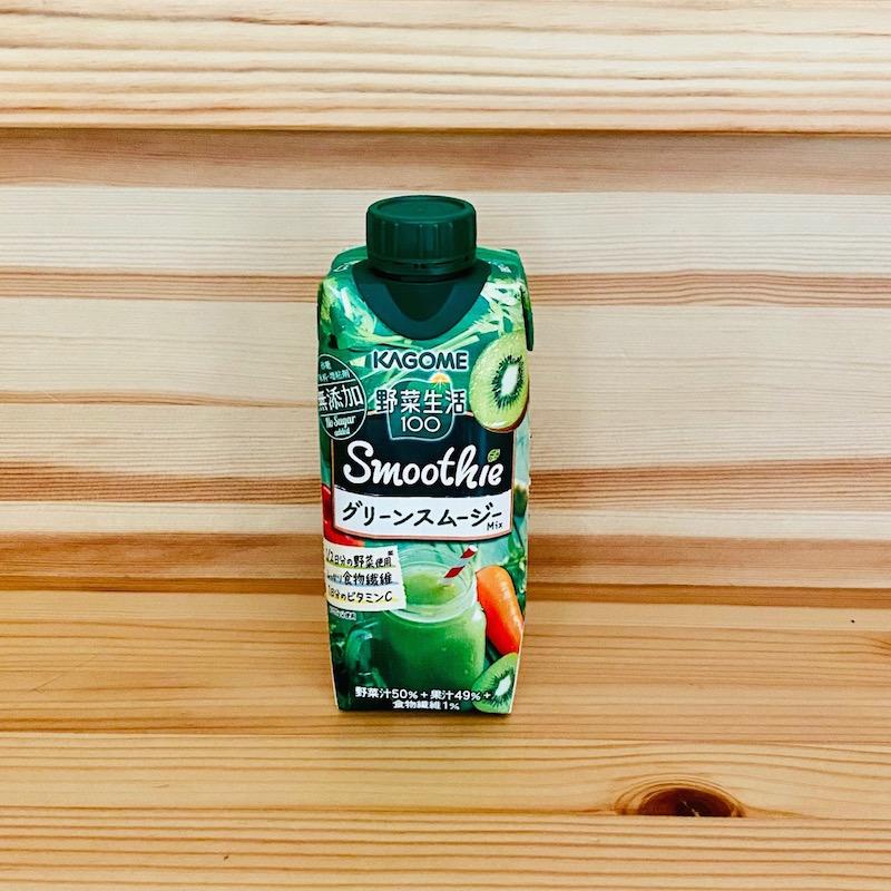 カゴメの野菜生活100 Smoothie グリーンスムージーMix