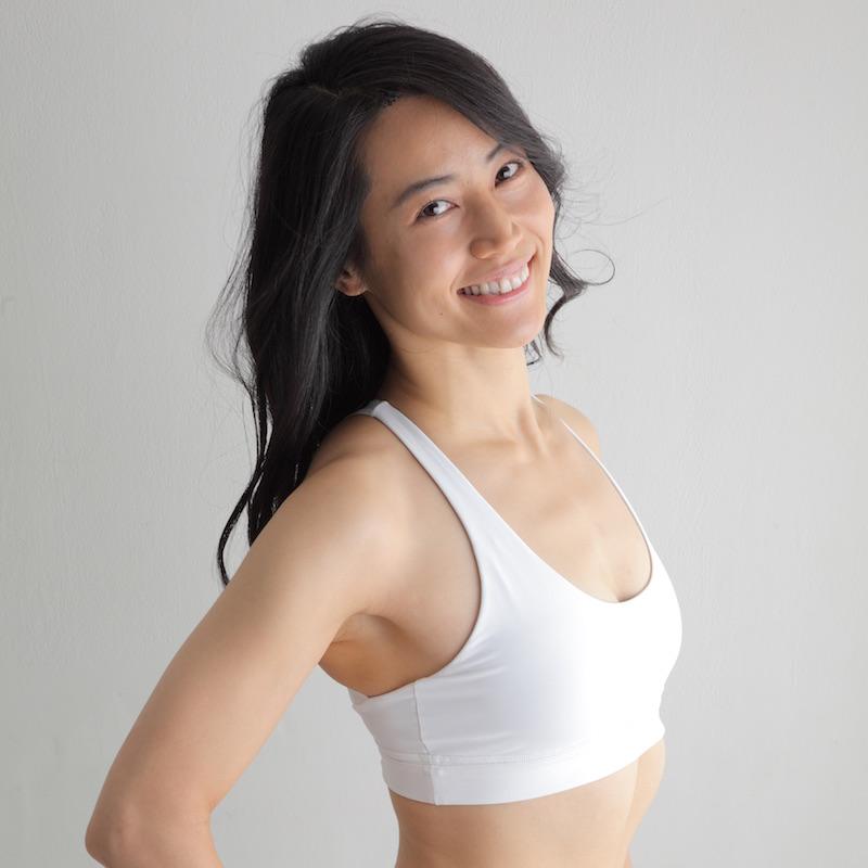 クロスフィットトレーナーの熊谷ナオさん