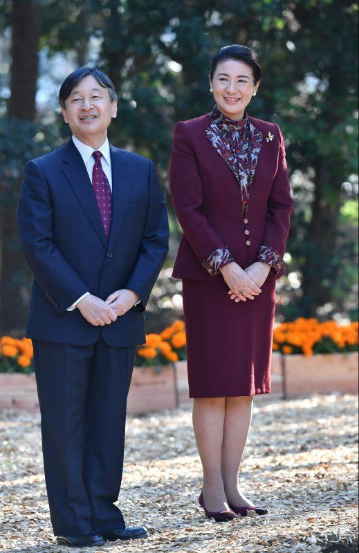 2018年11月17日の当時皇太子さまと雅子さま