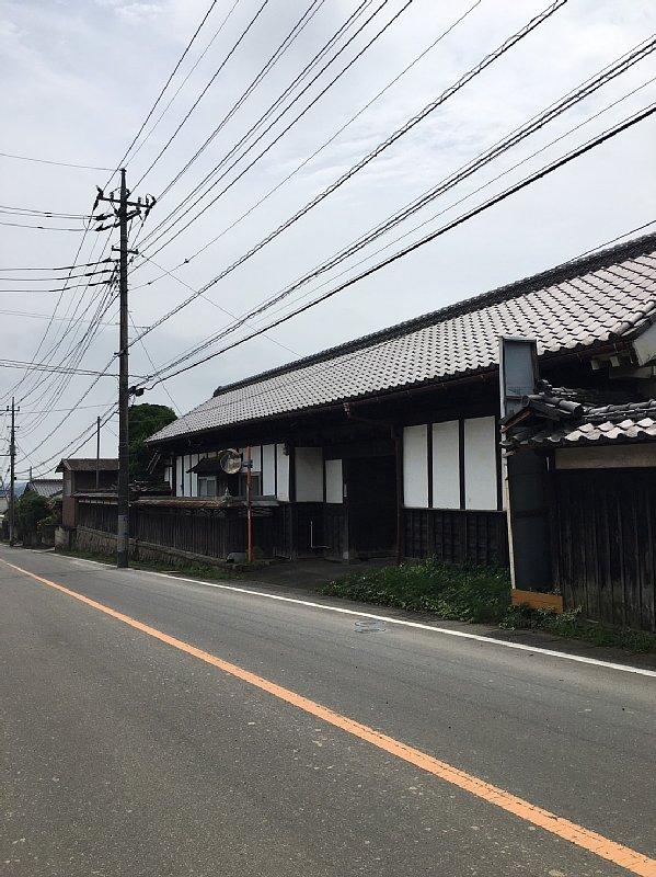 茨城県内の風格のある家