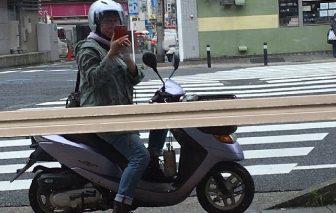 63歳オバ記者、原付バイクで爆走!埼玉のIKEAにGo To中にトラブル発生!?