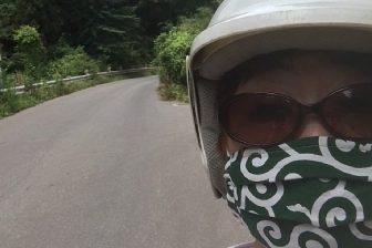 92歳の母ちゃんが倒れた!63歳オバ記者、原付バイクで実家の茨城に向かった