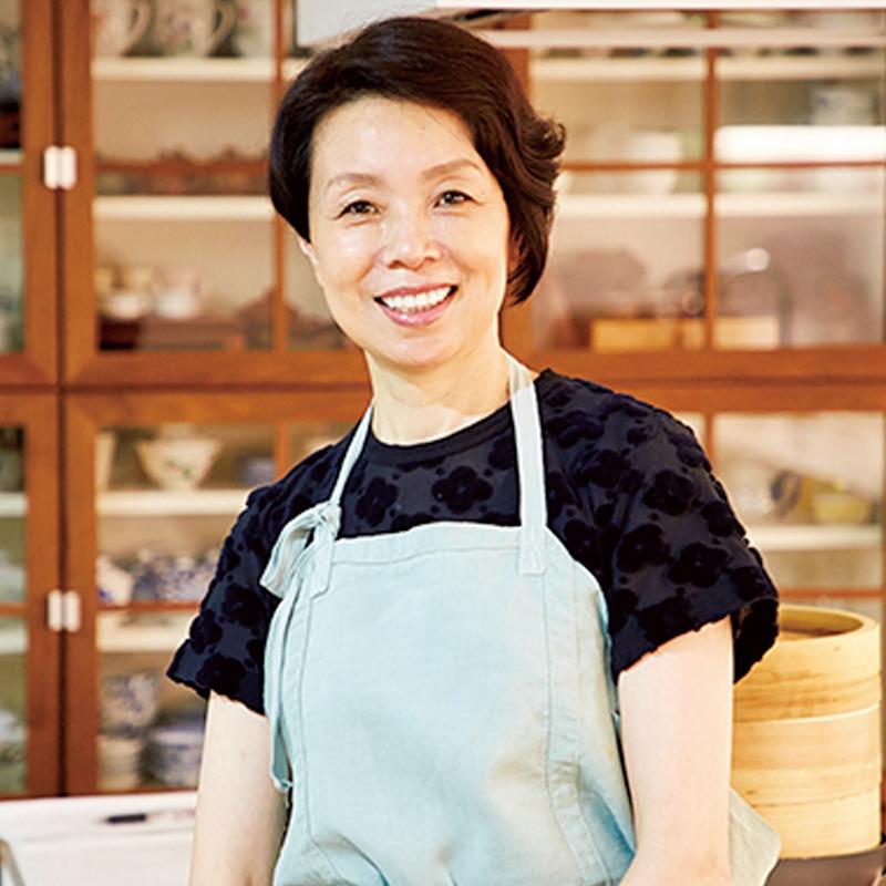 料理研究家ウー・ウェンさん