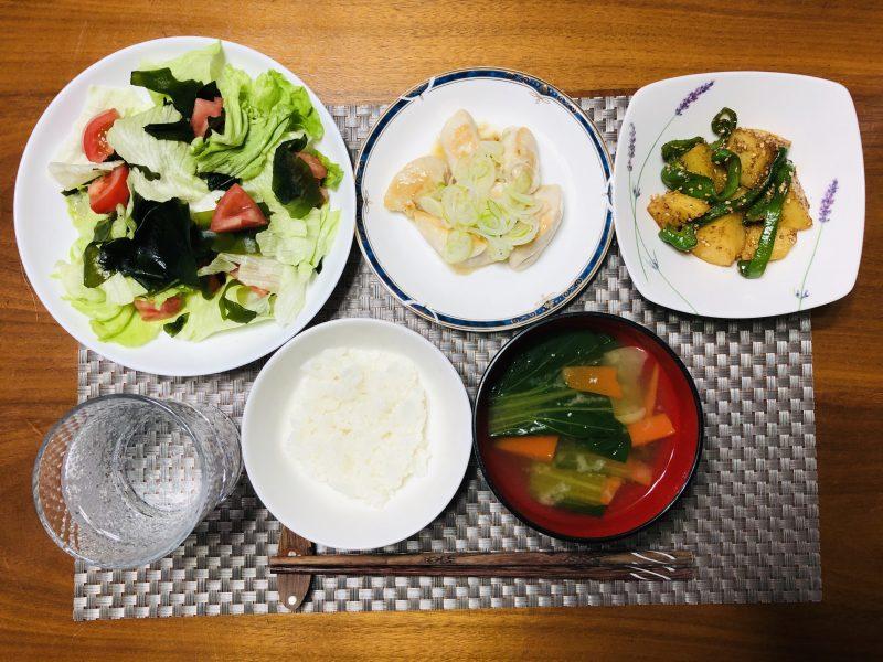 マインドフルネスダイエットの食事例