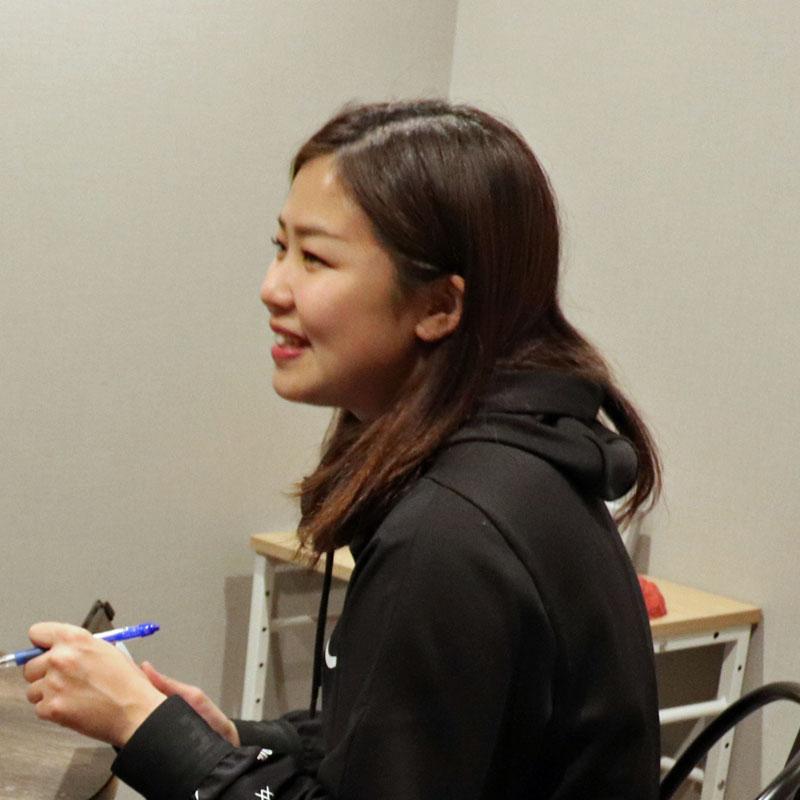 「PLAYGLOUND GINZA」の管理栄養士・YUIKAさん