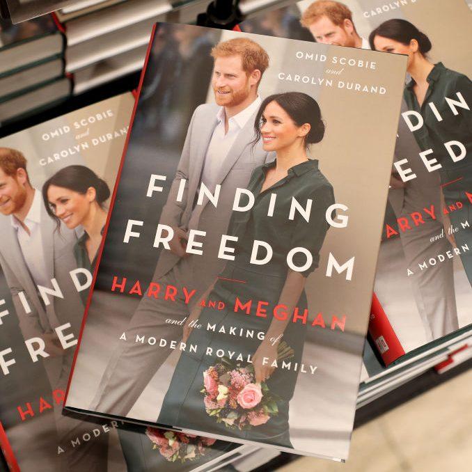 ヘンリー王子とメーガン妃の伝記『Finding Freedom(自由を探して)』