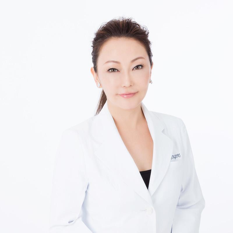 美容皮膚科・内科医の片桐衣理さん